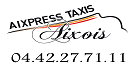 Taxis Cab Aixpress Aix en Provence and gare TGV Train Station Partners G7